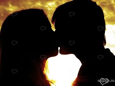 Добавляем в поцелуй максимум романтики