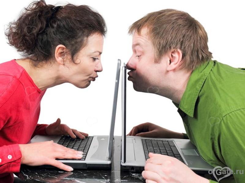 знакомства с глазу на глаз в интернете